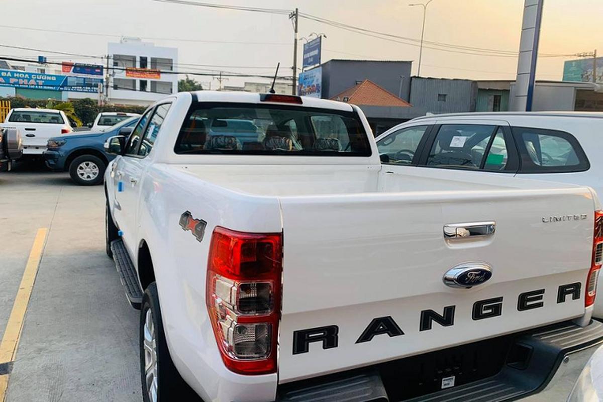 Ban tai Ford Ranger 2020 ve Viet Nam, khoang 800 trieu dong-Hinh-4
