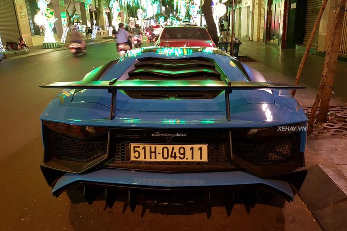 Cham mat Lamborghini Aventador SV hon 30 ty tai Viet Nam-Hinh-6