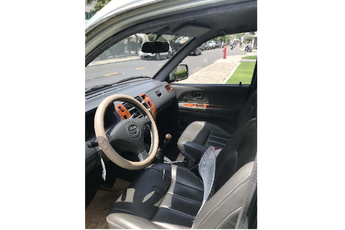Toyota Zace Surf hon 15 tuoi van duoc dan Viet