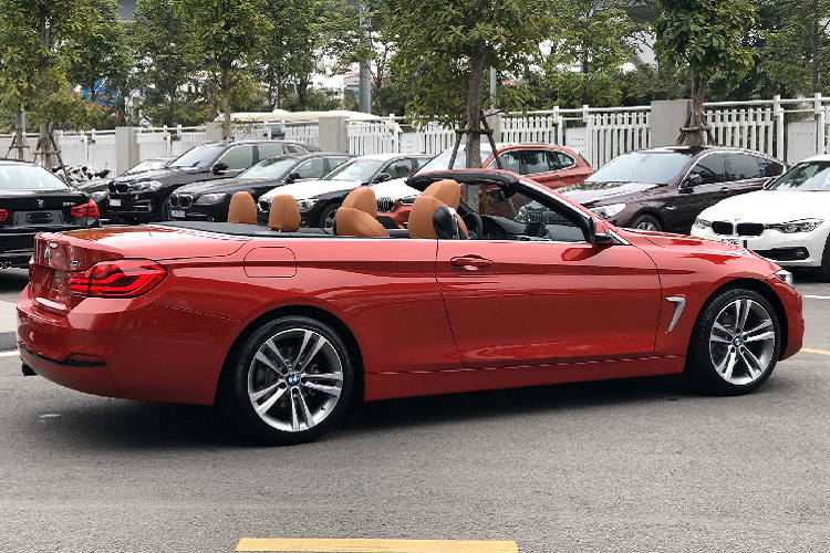 Can canh BMW 420i Convertible duoi 3 ty dong tai Viet Nam-Hinh-3