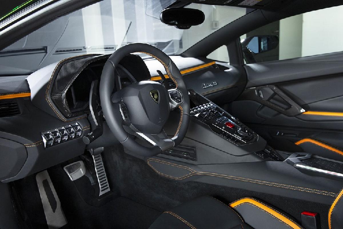 Lamborghini Aventador S Taiwan Edition