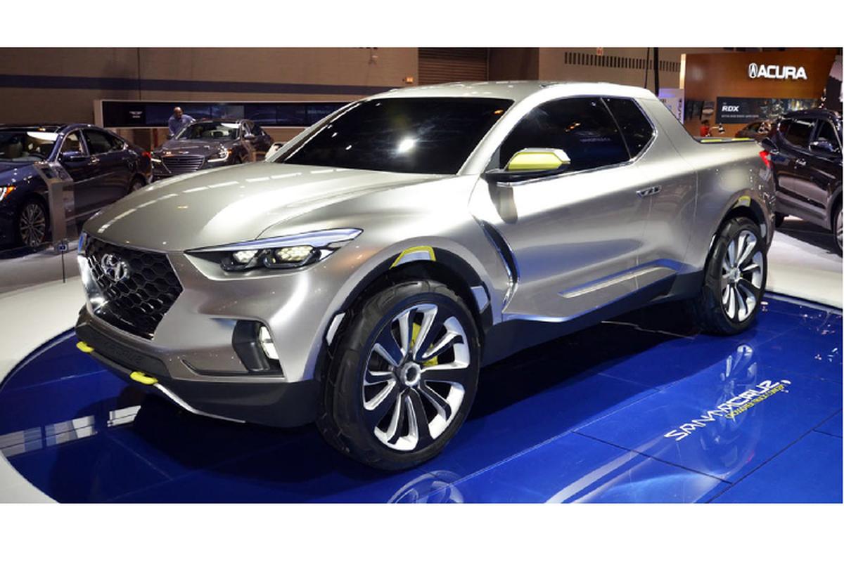 Ban tai Hyundai se dung dong co dau 6 xy-lanh 3.0L