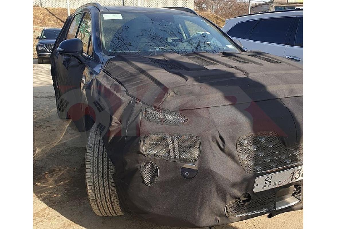 Hyundai SantaFe ban nang cap voi nhieu thay doi ngoan muc-Hinh-2