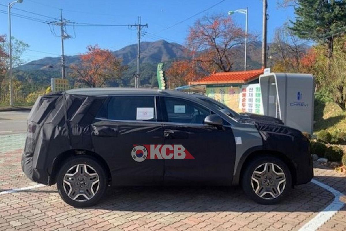 Hyundai SantaFe ban nang cap voi nhieu thay doi ngoan muc-Hinh-3