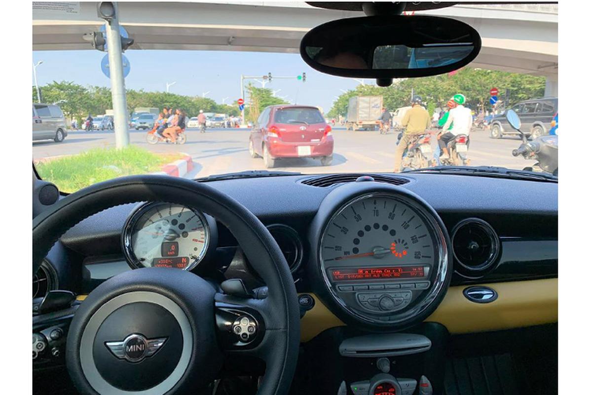 MINI Cooper S chi 470 trieu tai Ha thanh, re ngang Toyota Vios-Hinh-6