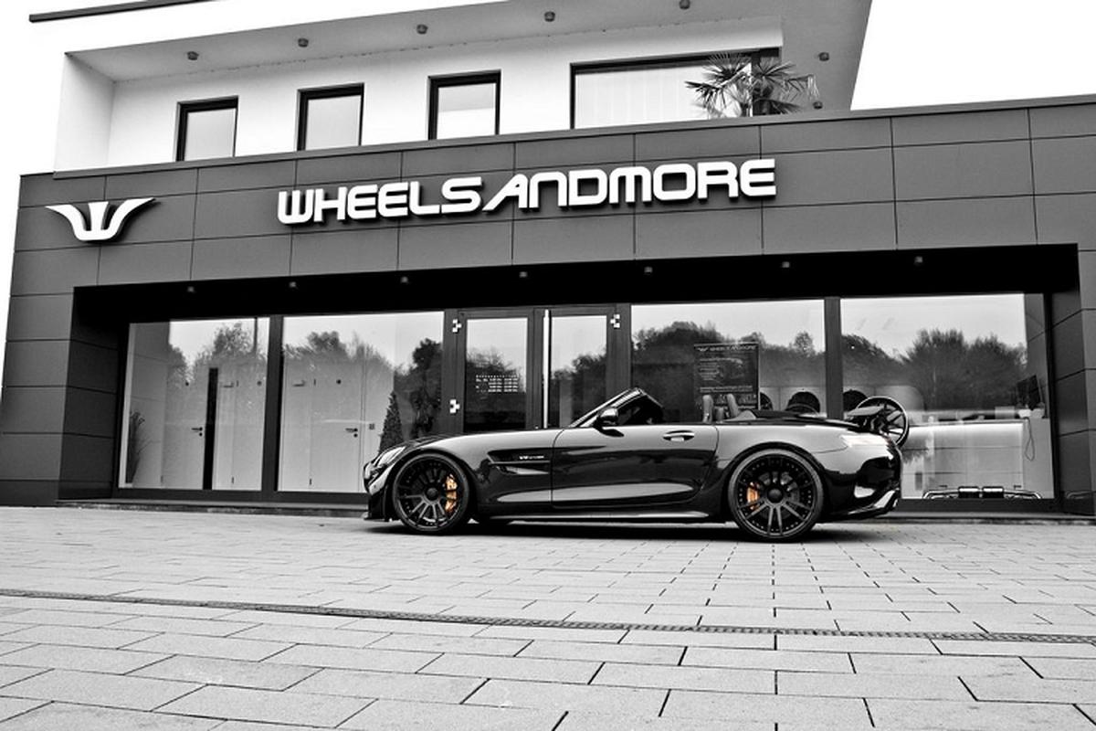 "Mercedes-AMG GT R Roadster ""boc may"", do cong suat cuc khung-Hinh-9"