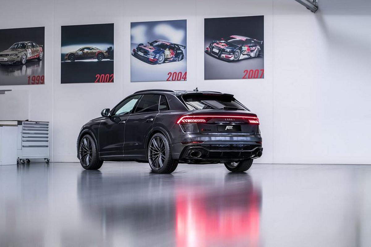 Can canh Audi RS Q8 ABT san sang danh bai Lamborghini Urus-Hinh-2