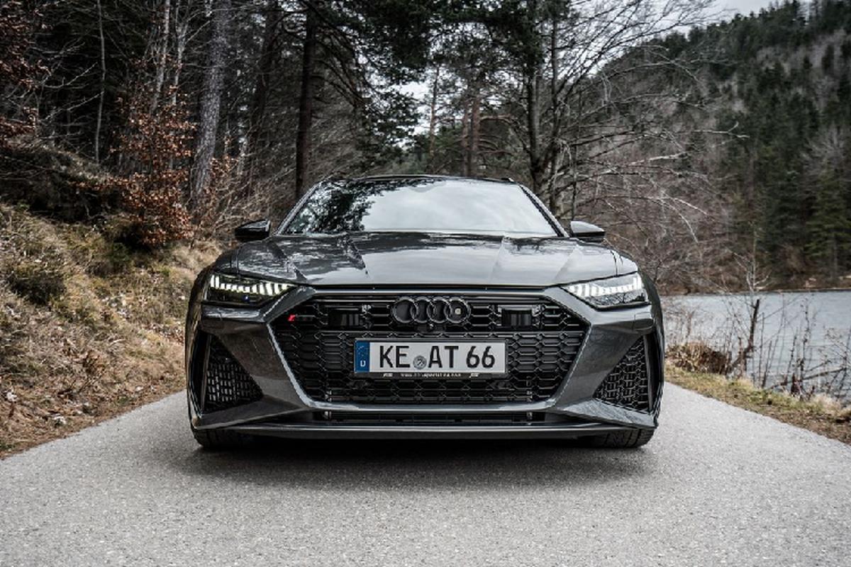 Can canh Audi RS Q8 ABT san sang danh bai Lamborghini Urus-Hinh-3