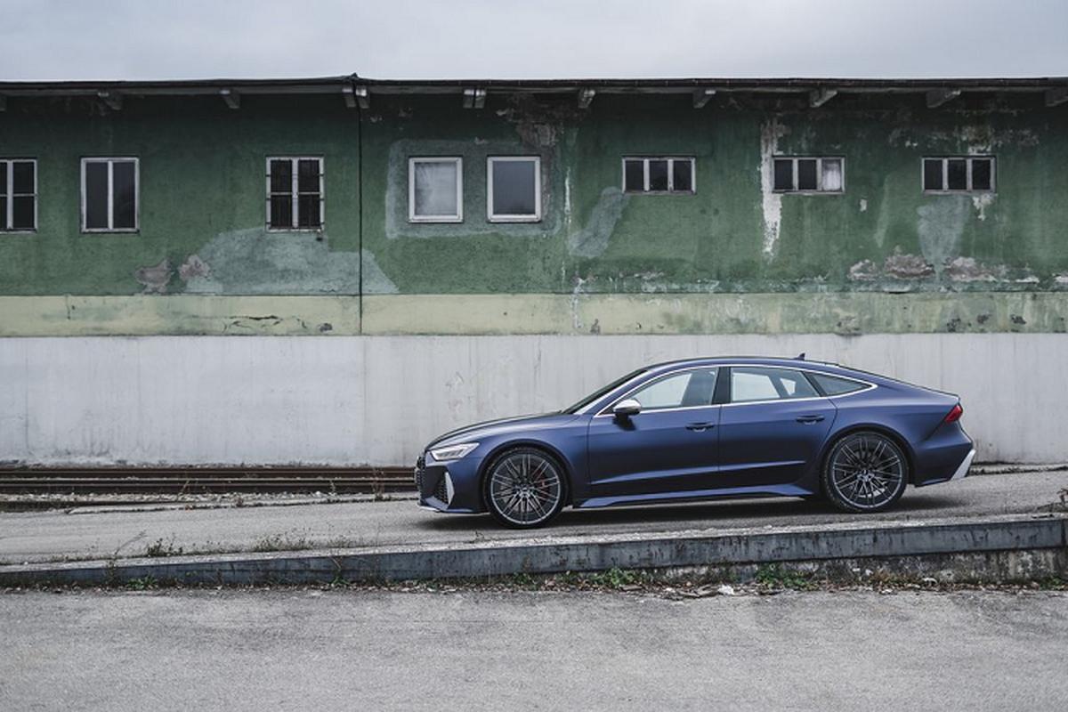 Can canh Audi RS Q8 ABT san sang danh bai Lamborghini Urus-Hinh-5
