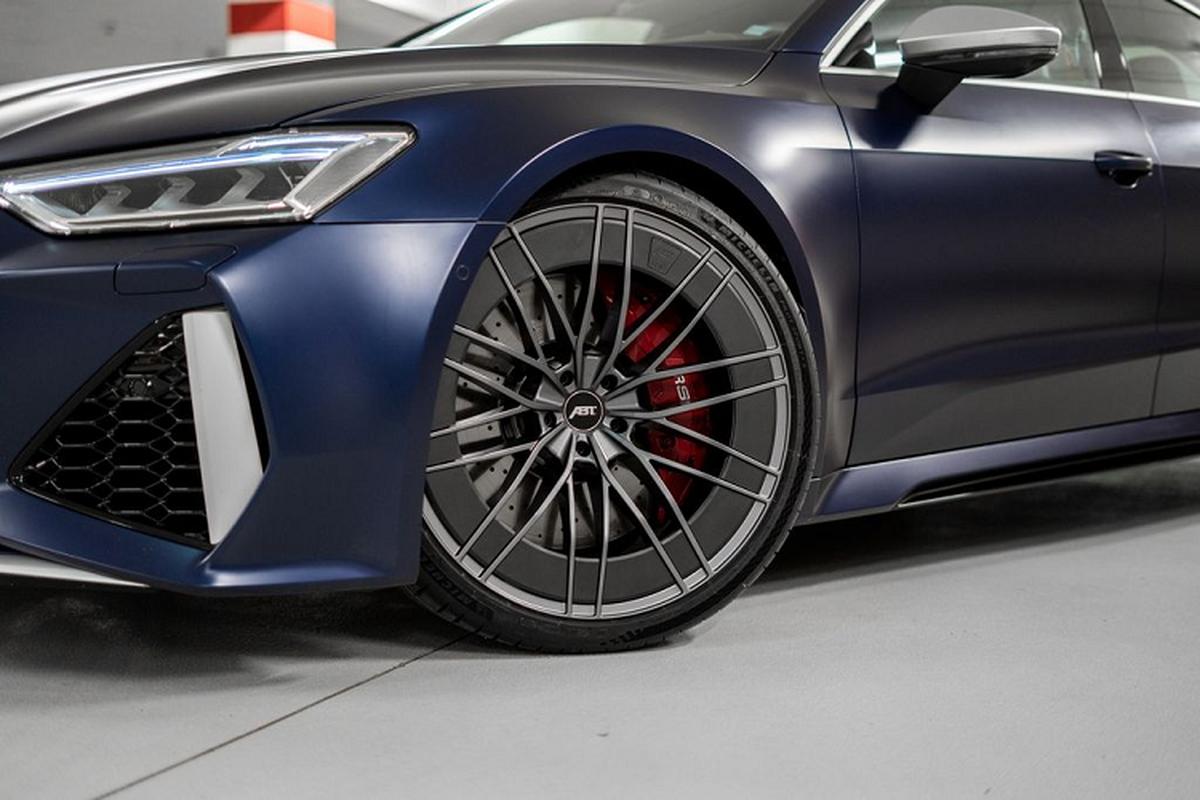 Can canh Audi RS Q8 ABT san sang danh bai Lamborghini Urus-Hinh-6