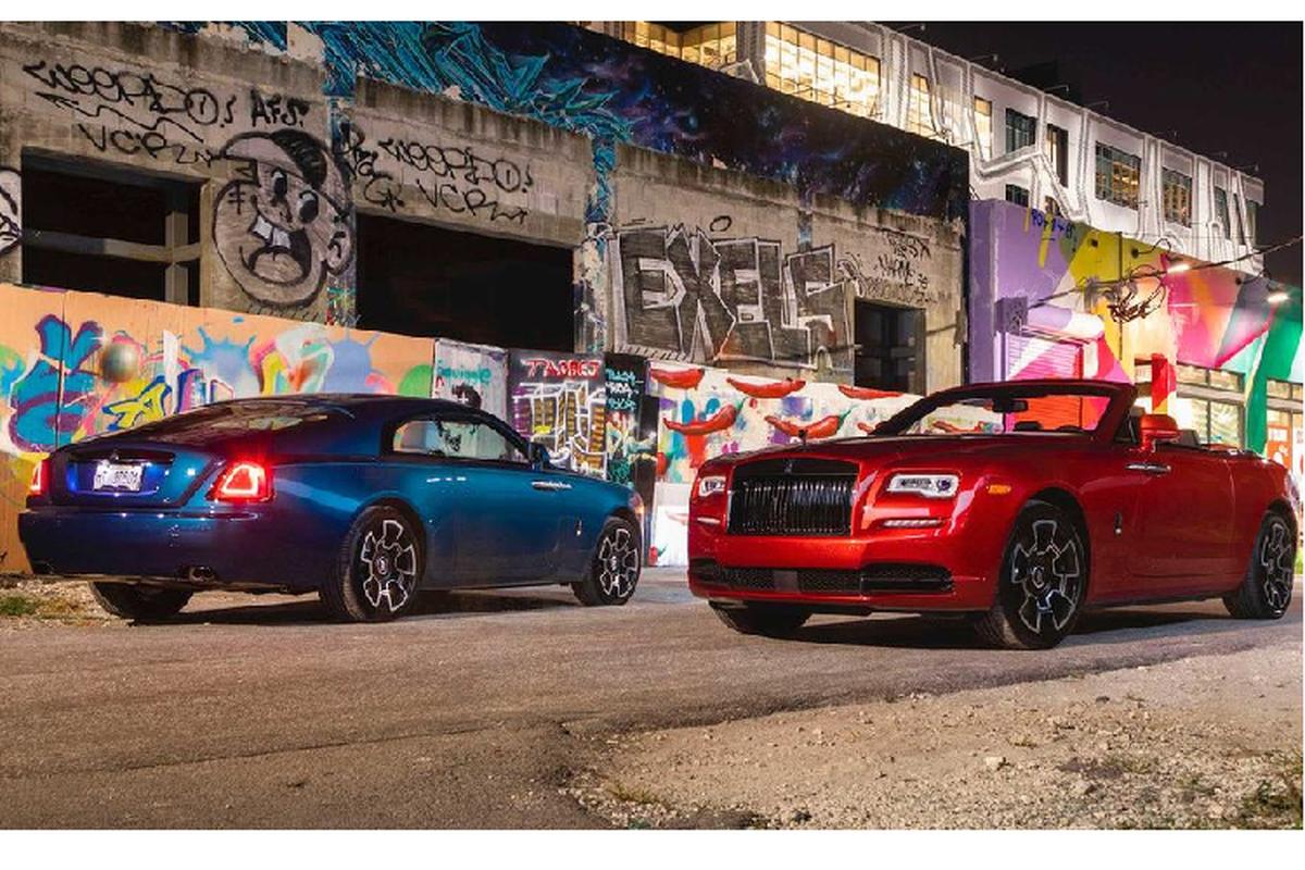 Xe sieu sang Rolls-Royce Wraith Black Badge hut mat tai Miami-Hinh-2