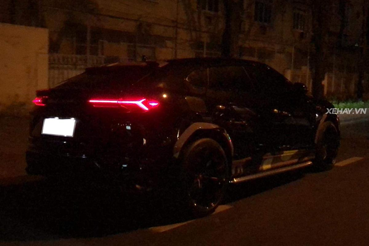 Lamborghini Urus hon 20 ty