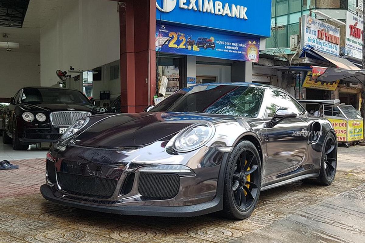 Sieu xe Porsche 911 GT3 RS hon 10 ty tren pho Sai Gon-Hinh-3