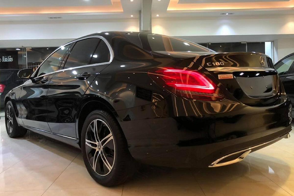 Mercedes-Benz C180 2020 sap ve Viet Nam khoang 1,3 ty dong-Hinh-7