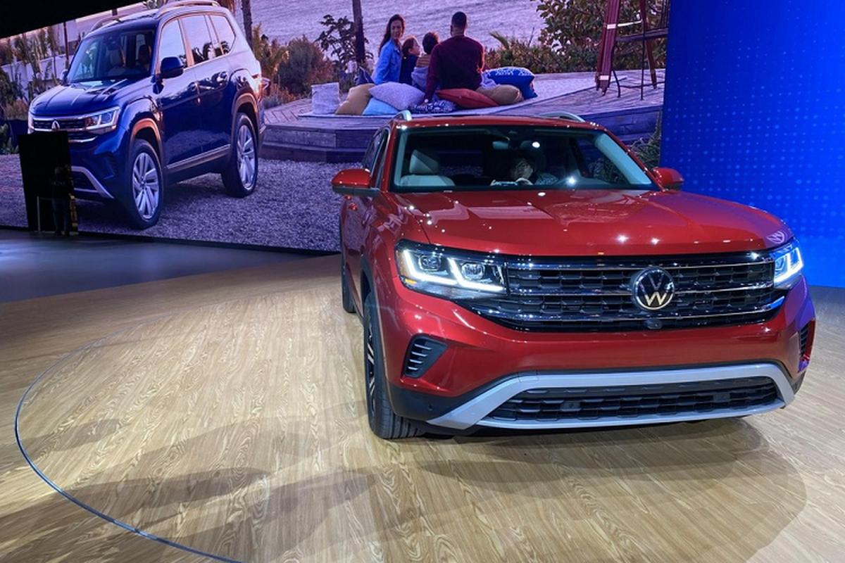 Volkswagen Atlas 2021 co du suc de doa Hyundai SantaFe?-Hinh-3