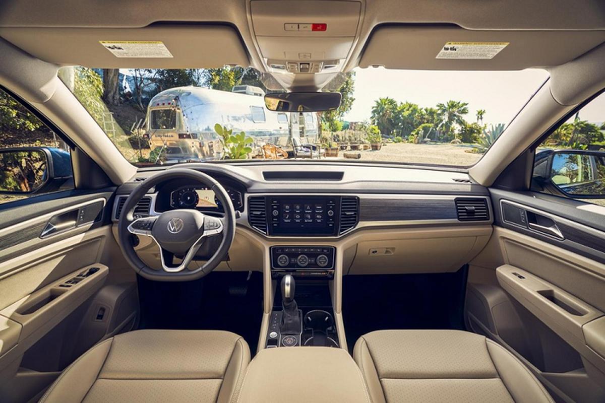 Volkswagen Atlas 2021 co du suc de doa Hyundai SantaFe?-Hinh-6