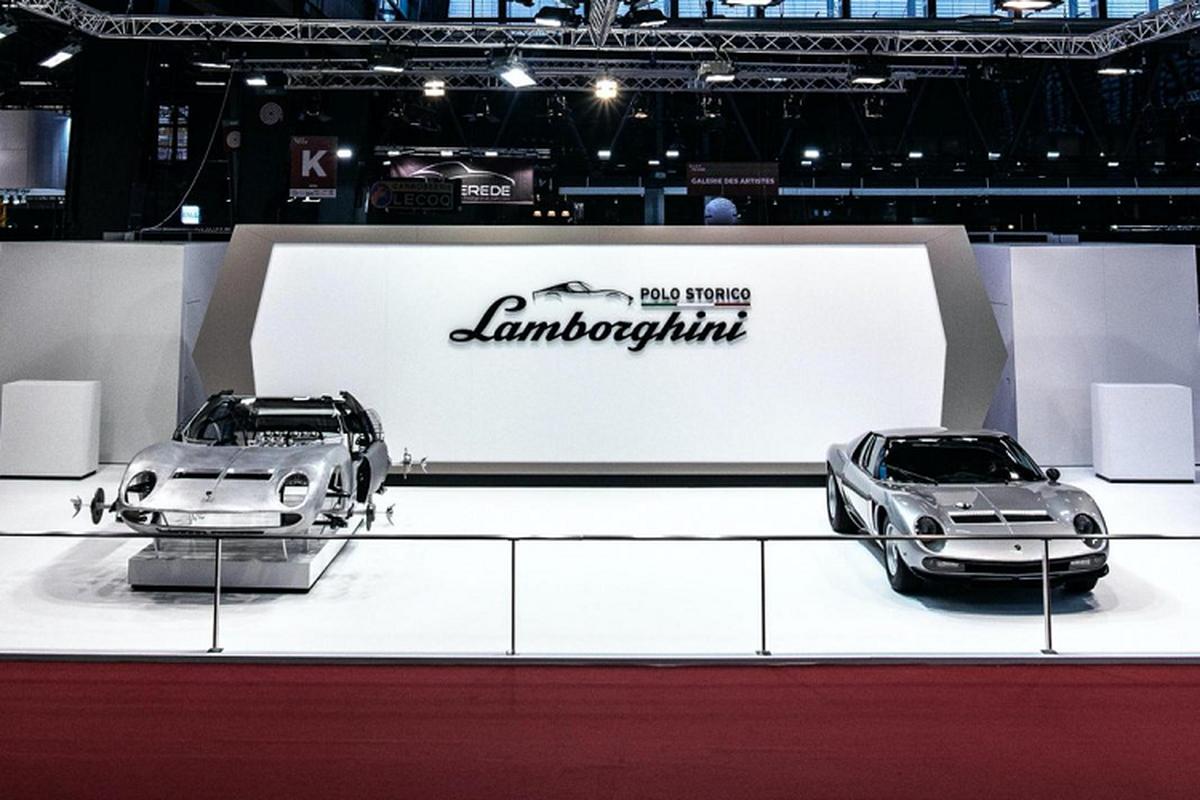 Sieu xe hang hiem Lamborghini Miura SVJ