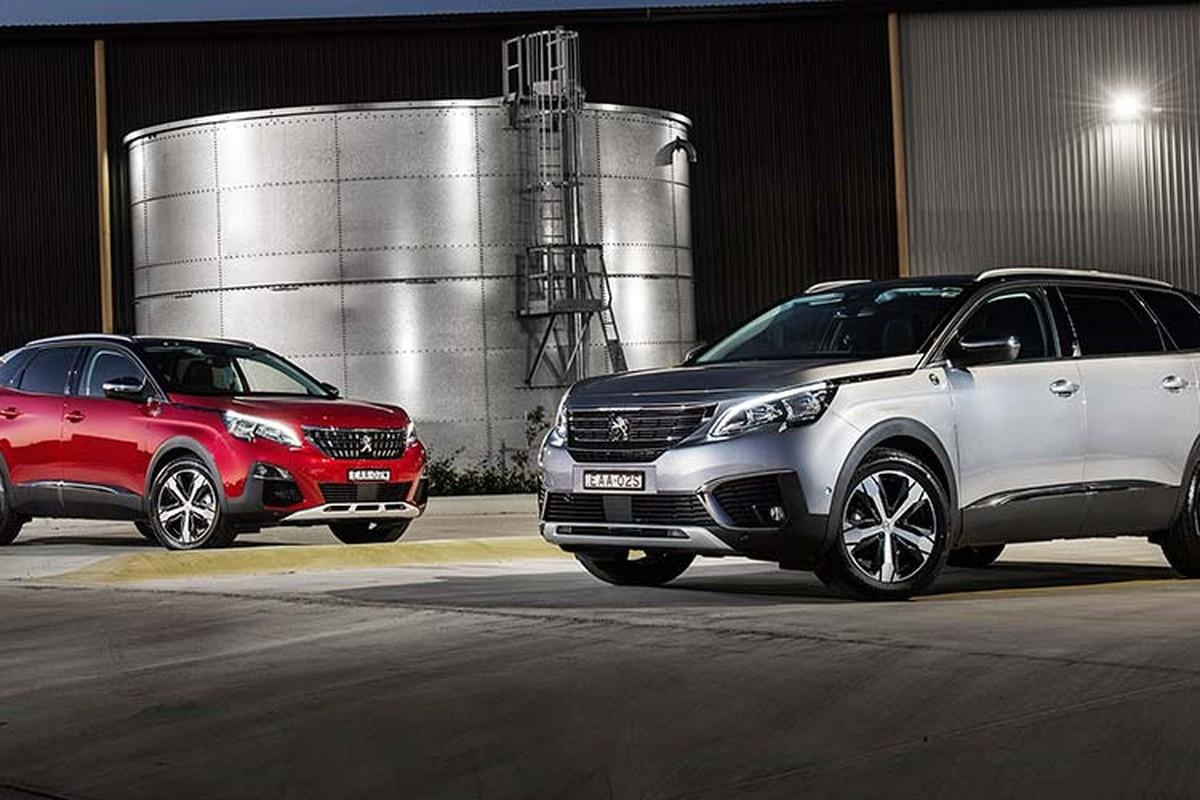 Peugeot 5008 va 3008 2020 phien ban gia re lo dien-Hinh-8
