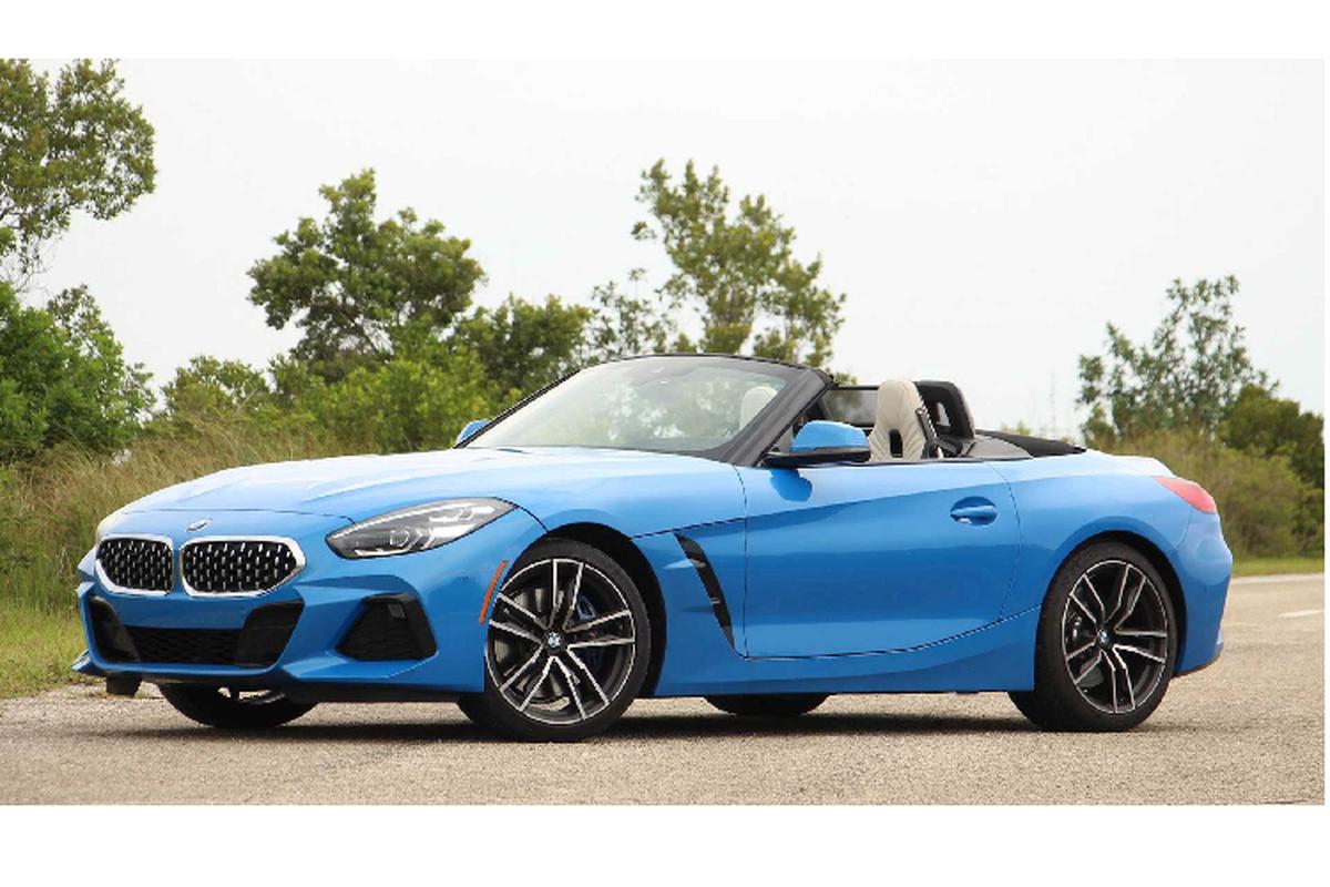 BMW Z4 ban sDrive30i M-Sport khong duoi 3 ty tai Viet Nam
