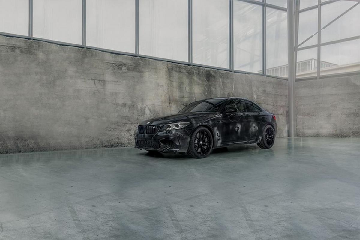 BMW cung nghe si Futura 2000 thiet ke xe M2 dac biet-Hinh-2