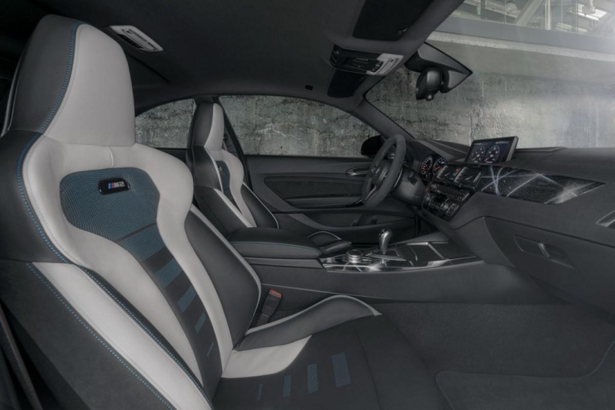 BMW cung nghe si Futura 2000 thiet ke xe M2 dac biet-Hinh-4