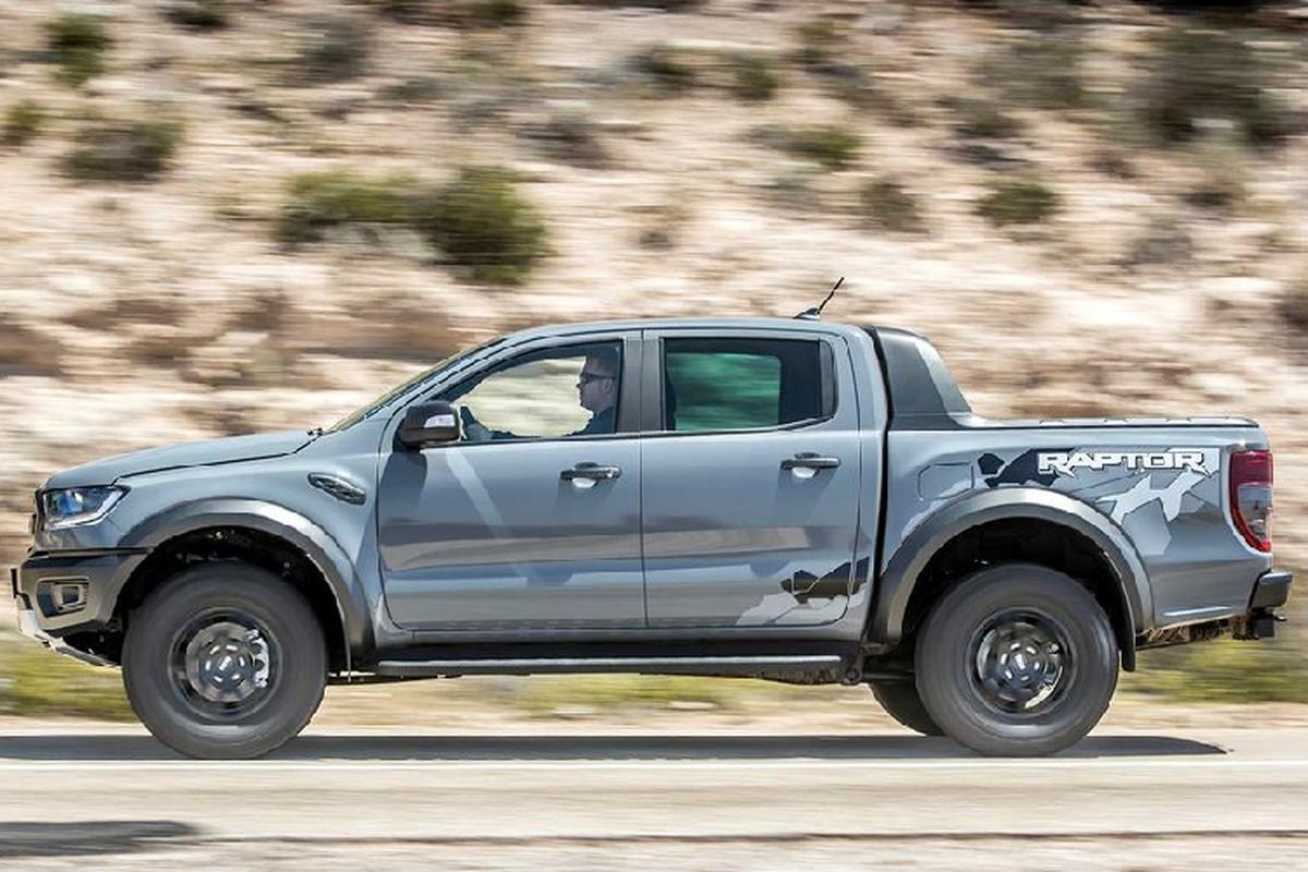 Ford Ranger Raptor phien ban dong co V8 hon 700 ma luc-Hinh-3