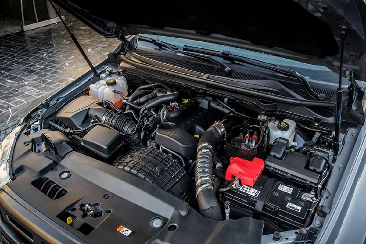 Ford Ranger Raptor phien ban dong co V8 hon 700 ma luc-Hinh-4
