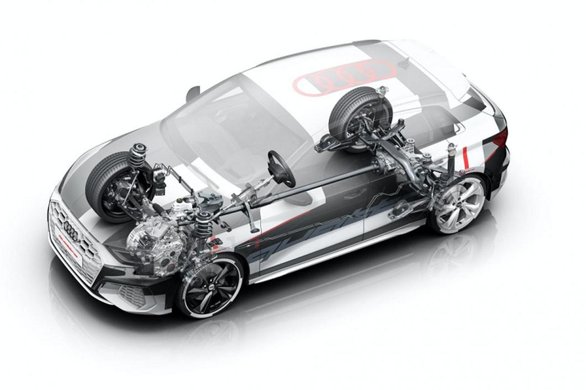 A3 Sportback, xe co cam giac lai tot nhat cua Audi?-Hinh-5