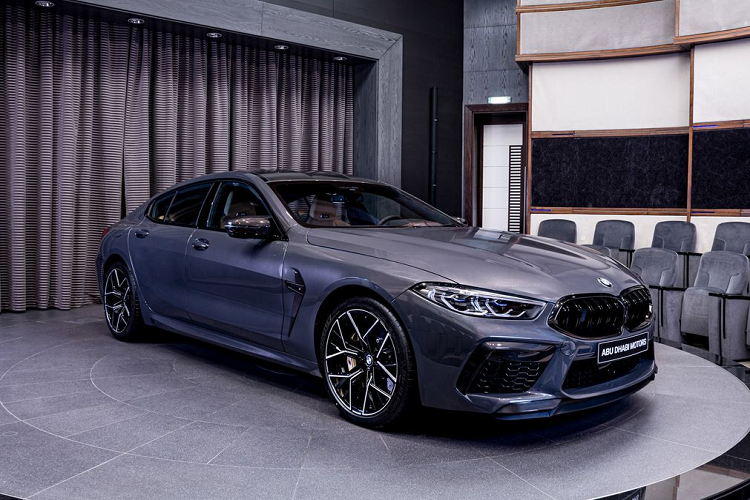 BMW M8 Gran Coupe Competion tu 3,3 ty dong tai My-Hinh-2