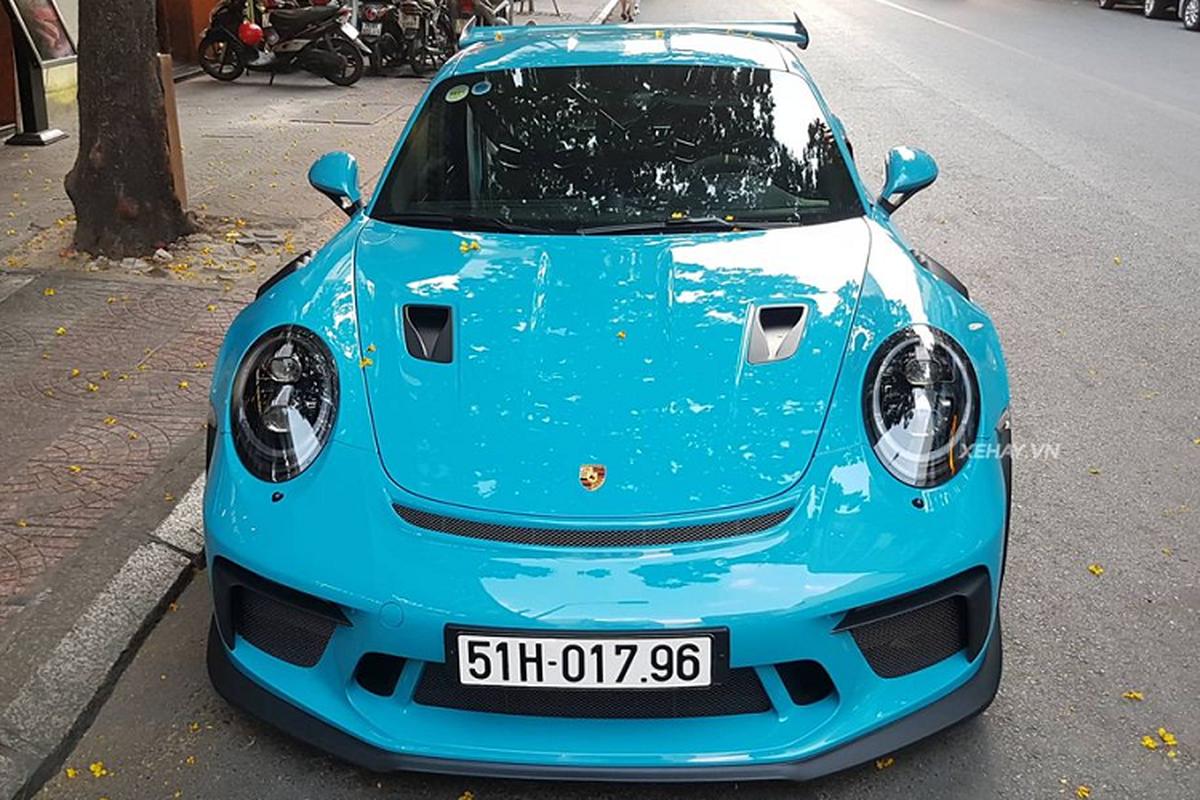 Sieu xe Porsche 911 GT3 RS 2019 hon 20 ty tren pho Sai Gon-Hinh-2