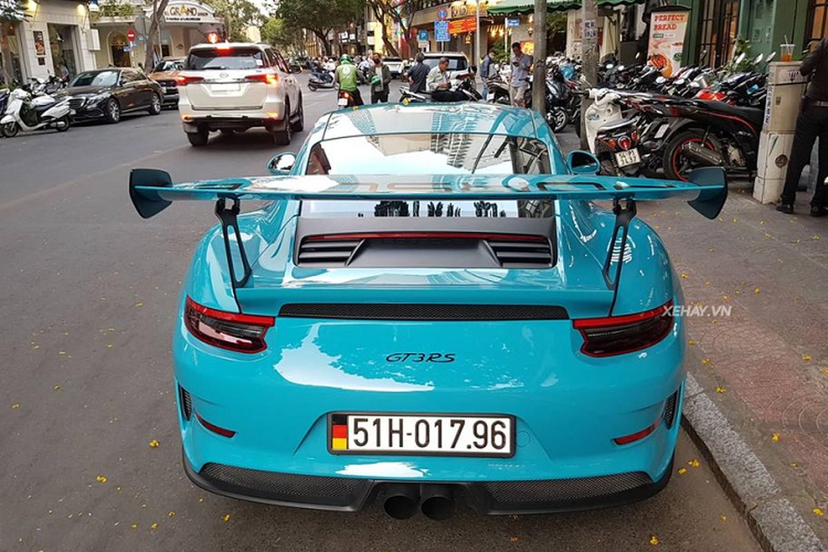 Sieu xe Porsche 911 GT3 RS 2019 hon 20 ty tren pho Sai Gon-Hinh-3