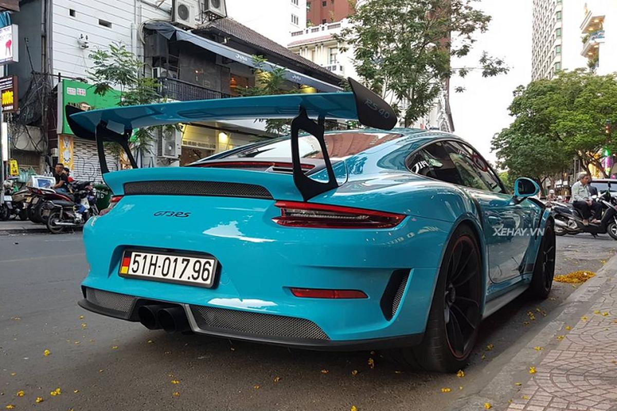 Sieu xe Porsche 911 GT3 RS 2019 hon 20 ty tren pho Sai Gon-Hinh-4