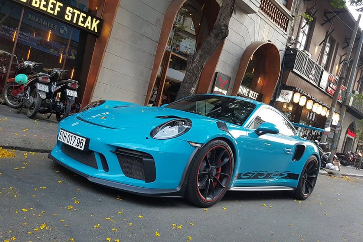 Sieu xe Porsche 911 GT3 RS 2019 hon 20 ty tren pho Sai Gon-Hinh-5