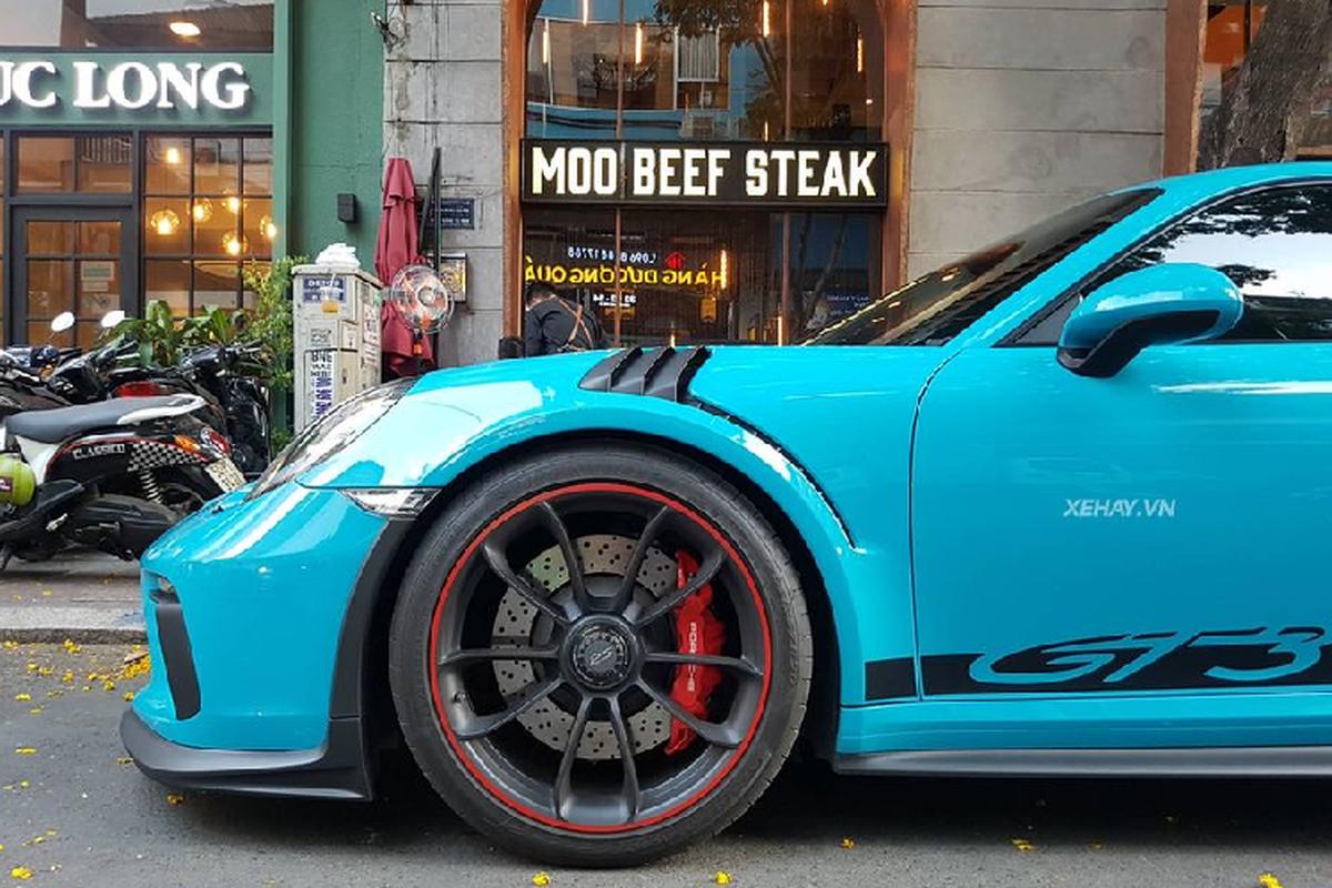 Sieu xe Porsche 911 GT3 RS 2019 hon 20 ty tren pho Sai Gon-Hinh-6