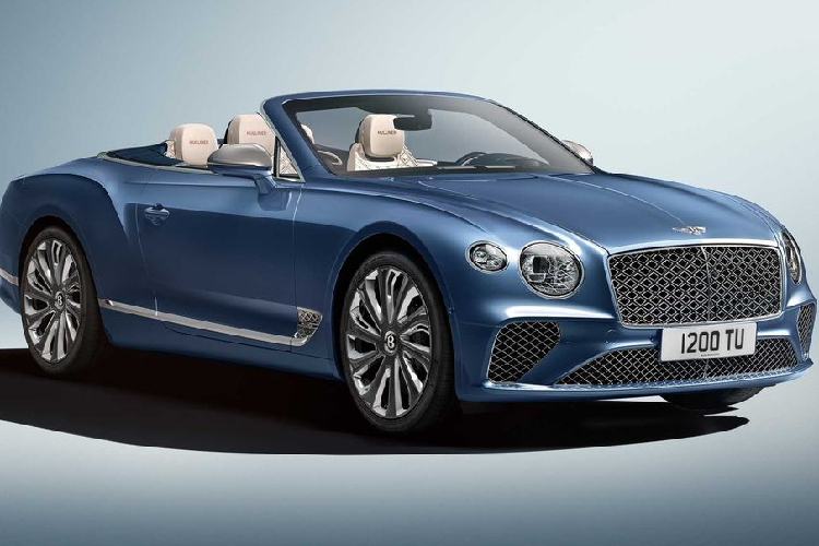 Chi tiet Bentley Continental GT Mulliner Convertible 2021 moi-Hinh-2