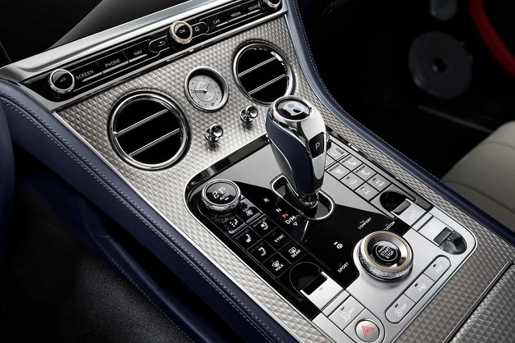 Chi tiet Bentley Continental GT Mulliner Convertible 2021 moi-Hinh-7