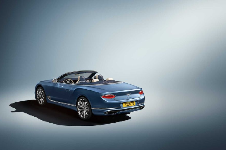 Chi tiet Bentley Continental GT Mulliner Convertible 2021 moi-Hinh-9