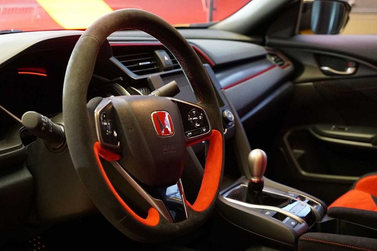 Vua sedan hang C – Honda Civic ra mat bien the Type R 2021-Hinh-6