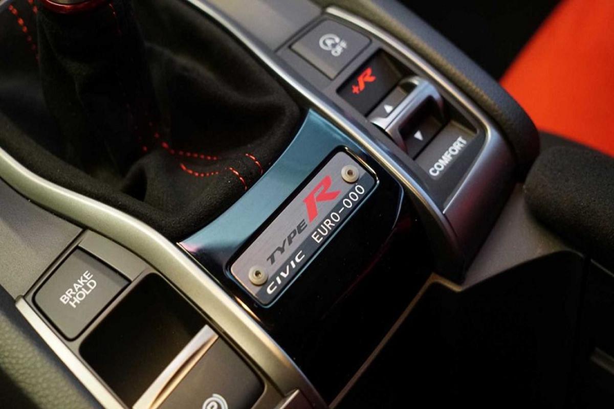 Vua sedan hang C – Honda Civic ra mat bien the Type R 2021-Hinh-7