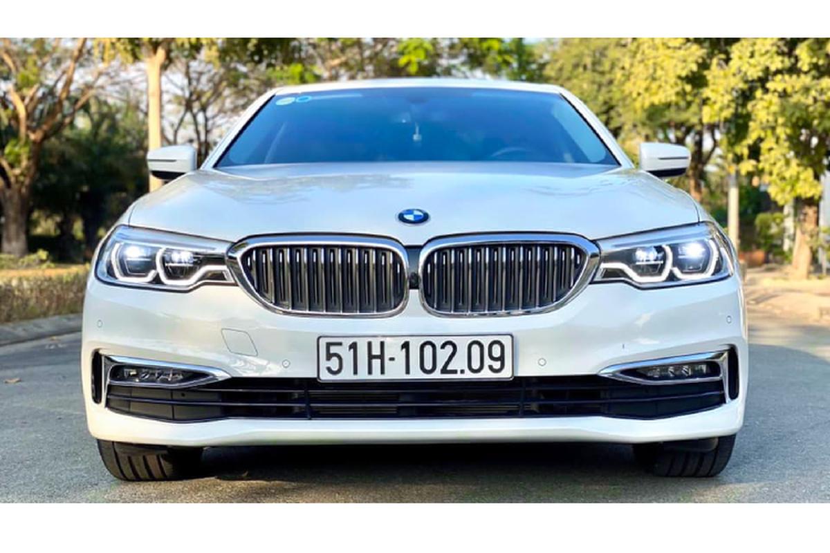BMW 530i chinh hang