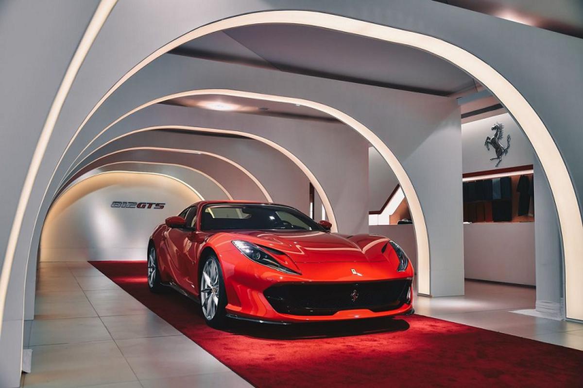 """""""Xe nha giau"""" Ferrari 812 GTS den Hong Kong, tu 17 ty dong-Hinh-9"""