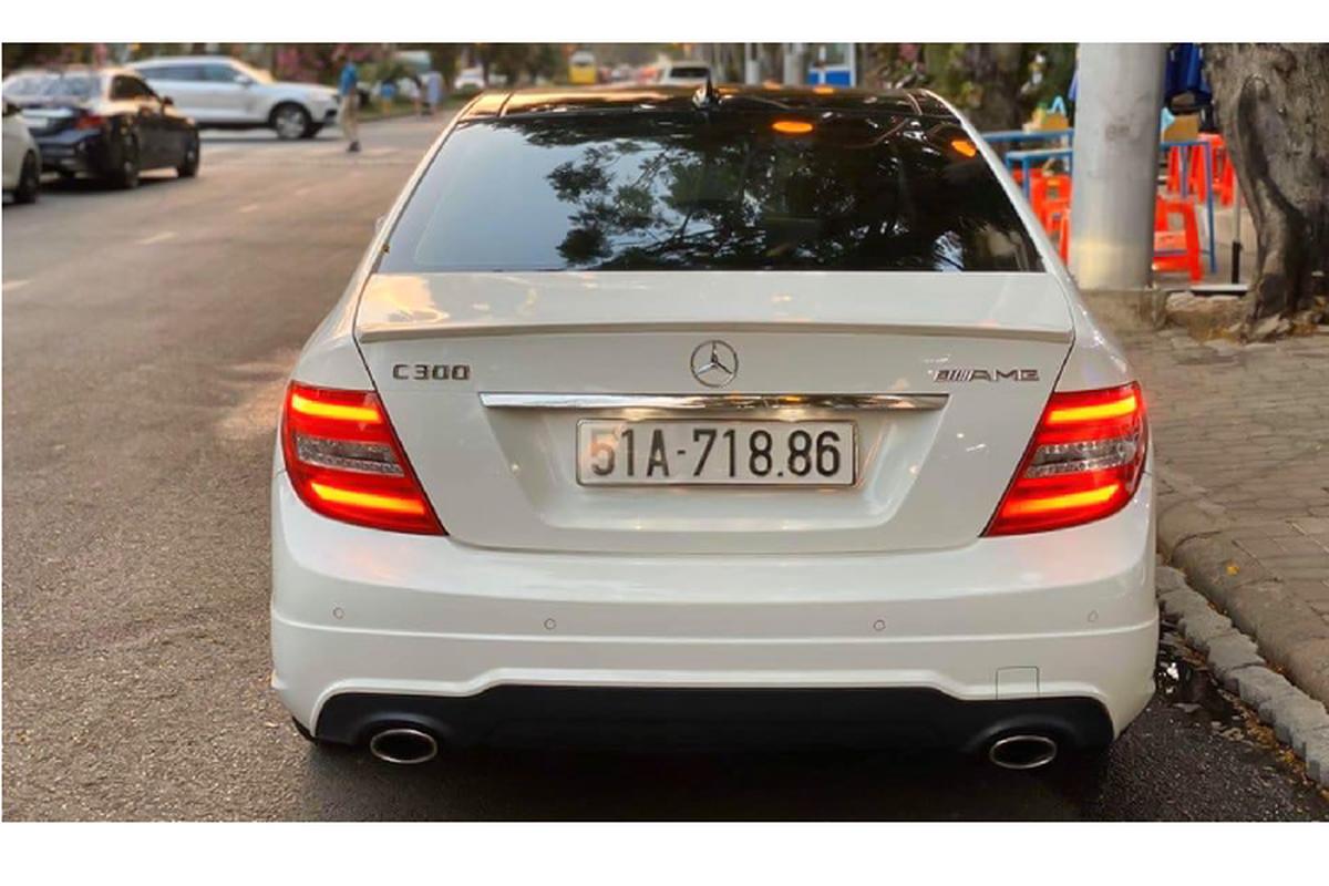 Can canh Mercedes-Benz C300 AMG Plus chi 860 trieu o Sai Gon-Hinh-7