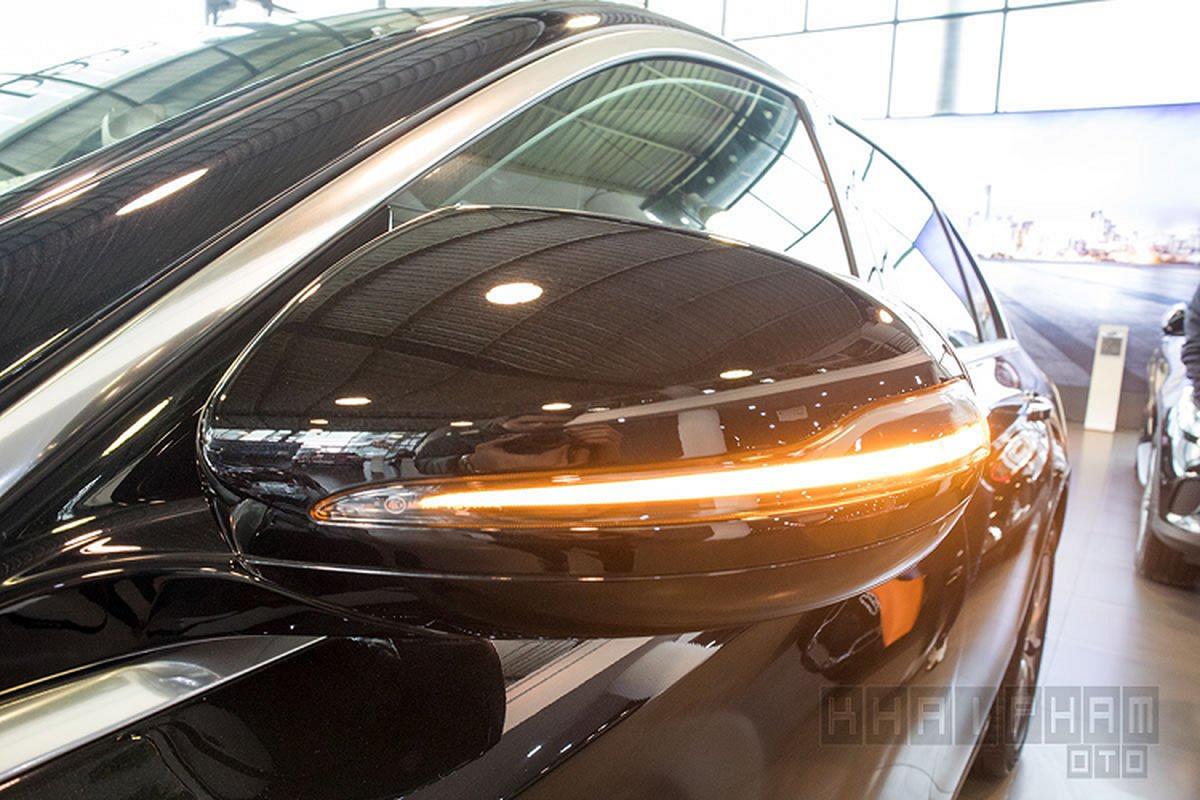 Chi tiet Mercedes-Benz E200 Exclusive hon 2 ty tai Ha Noi-Hinh-8