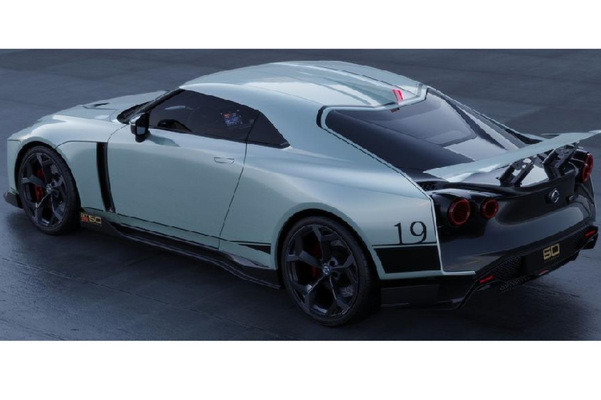 Sieu xe Nissan GT-R50 gan 25 ty dong chuan bi lo dien-Hinh-3