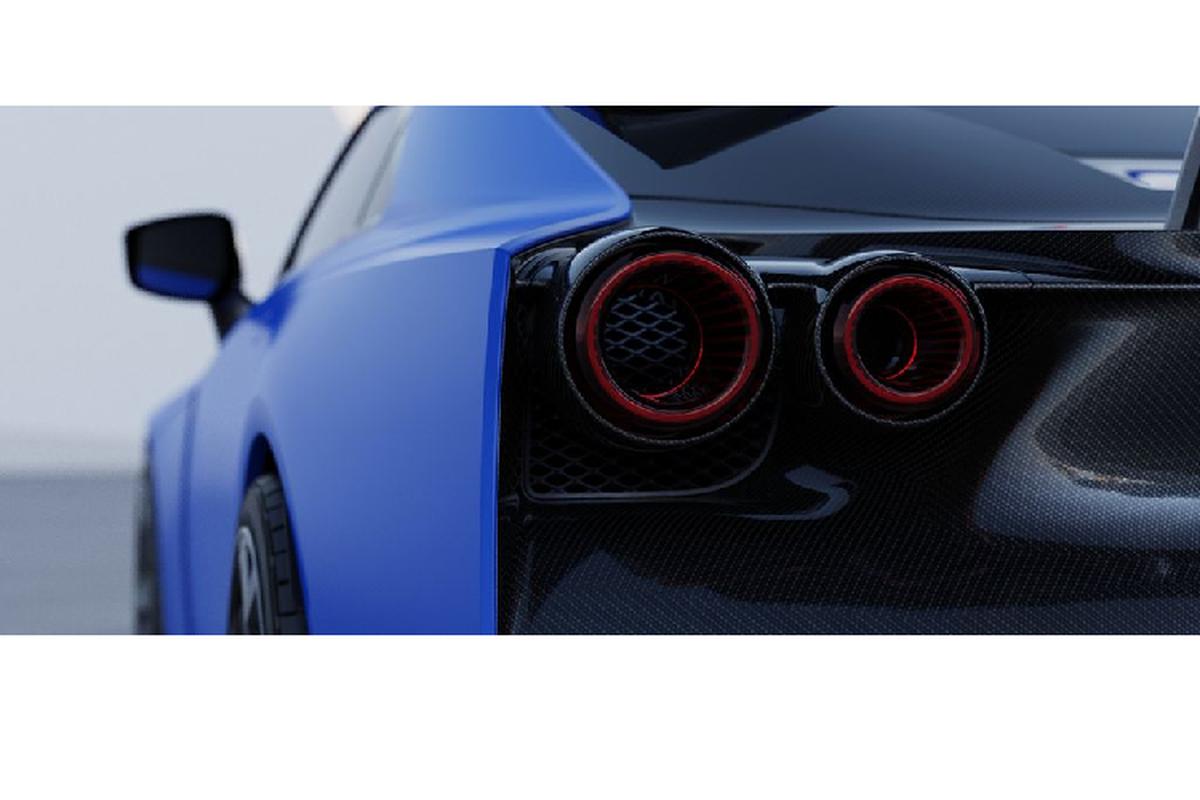 Sieu xe Nissan GT-R50 gan 25 ty dong chuan bi lo dien-Hinh-6