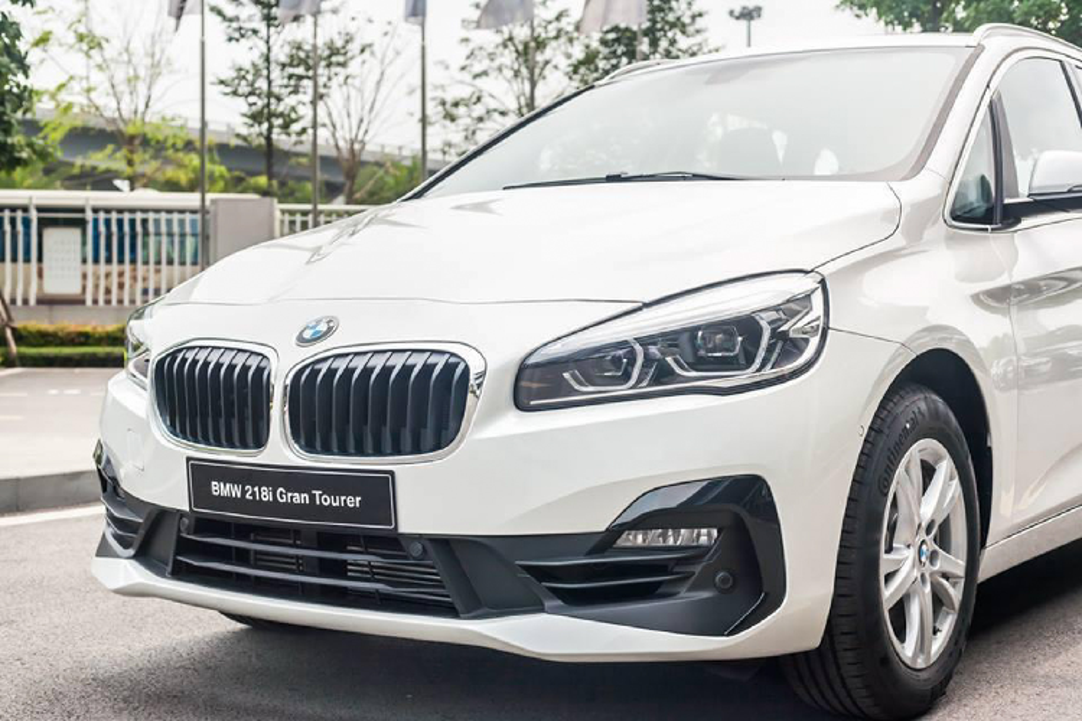 BMW 218i moi