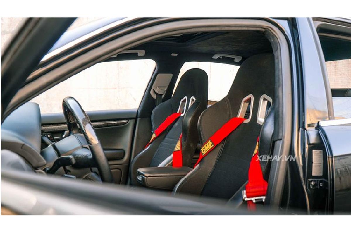 Xe sang Audi A4 doi 2004 do widebody sieu ham ho o Sai Gon-Hinh-4