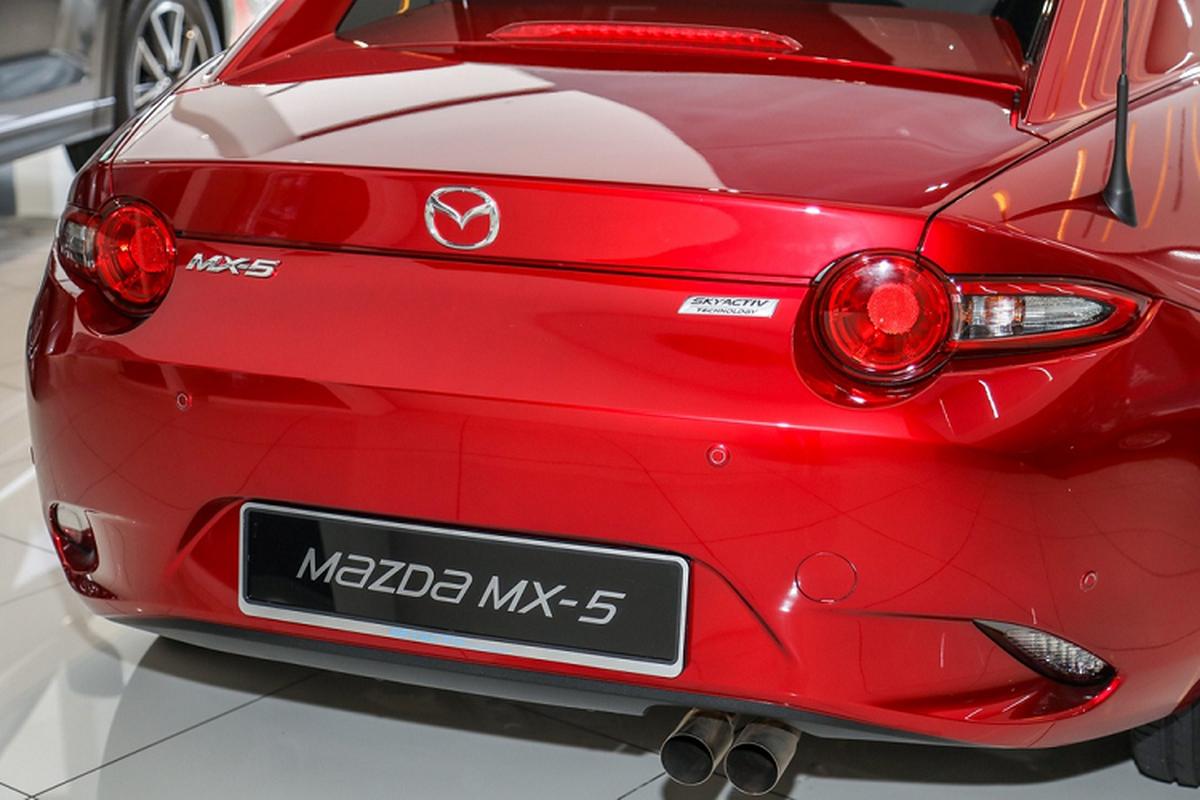 Chi tiet Mazda MX-5 RF 2020 tu hon 1,4 ty dong tai Malaysia-Hinh-8