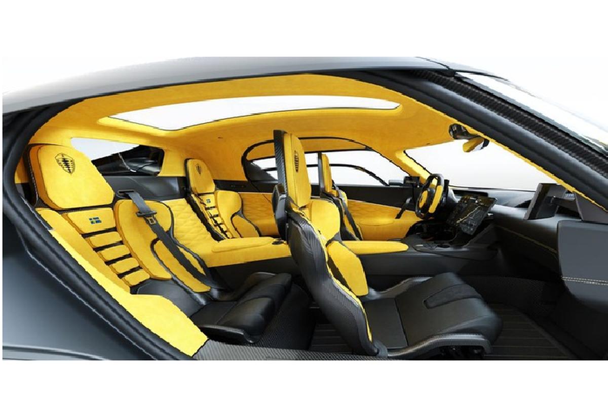 Sieu xe Koenigsegg 4 cho dau tien san xuat chi 300 chiec-Hinh-4