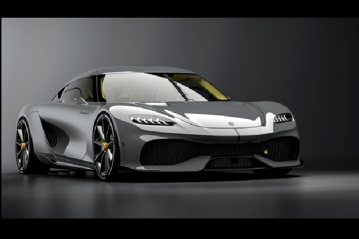 Sieu xe Koenigsegg 4 cho dau tien san xuat chi 300 chiec
